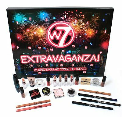 W7 Makeup Extravaganza Calendar Make Up Kit