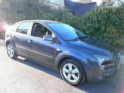 Ford Focus Zetec Climate 5dr 1.6 PETROL MANUAL 2007/07
