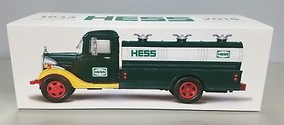 2018 Hess Toy Truck 85th Anniversary Collectors Edition  New