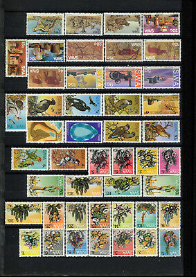 Southwest Africa  / South Africa 1973 - 1976 *** 48 Mnh Stamps