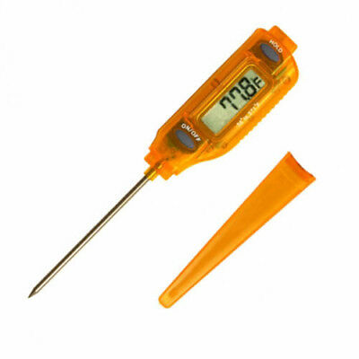 UEi PDT550 Digital Pocket Thermometer, -58F to 572F, Magnetic Mount