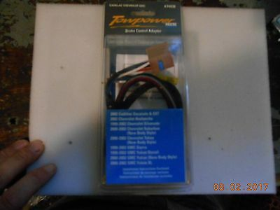REESE TOWPOWER KE control adapter harness denali chevrolet gmc ... on