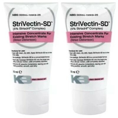 2 Pk StriVectin-SD Intensive Concentrate For Existing Stretch Marks 50/ML Sealed