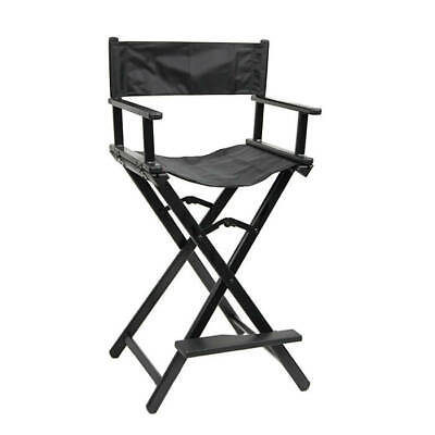 Glammar Makeup Chair Black
