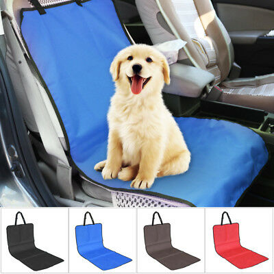 Pet Dog Cat Car Seat Cover Waterproof Seat Bench Protector Mat Blanket For Dogs