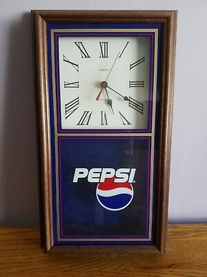 Clocks Amp Radios Pepsi Soda Advertising Collectibles
