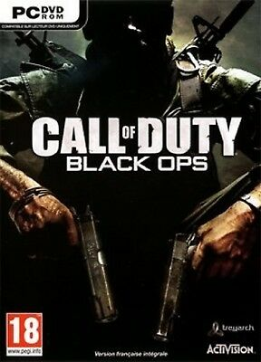 Call of Duty Black Ops Region Free PC KEY (steam)