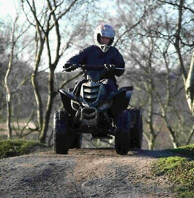 Adult Quad Biking Experience for 1 Person 15 years + - Ideal Present