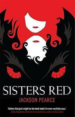 """""""AS NEW"""" Sisters Red, Pearce, Jackson, Book"""