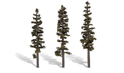 Woodland Scenics Trees Standing Timber 7-8 inches (3) TR3563 WOOTR3563