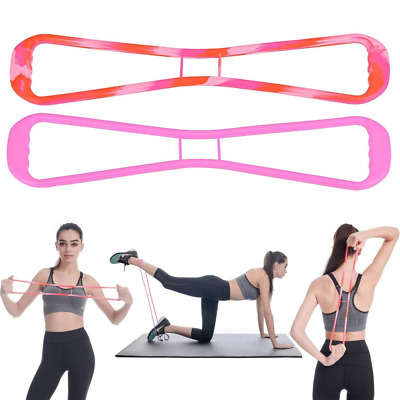 LONGFITE Booty Workout Bands Resistance Kit Belt Butt Glute Thigh Exercise Bands
