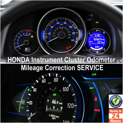 MAZDA INSTRUMENT GAUGE Cluster Mileage Correction