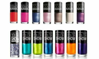 MAYBELLINE COLORAMA, COLORSHOW ASSORTED - Offer - Add any 3 to basket, Pay for 2