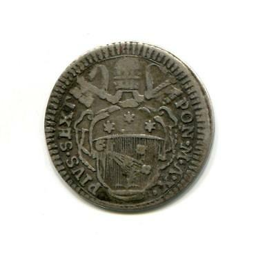 Papal States 1784 X Grosso (02)