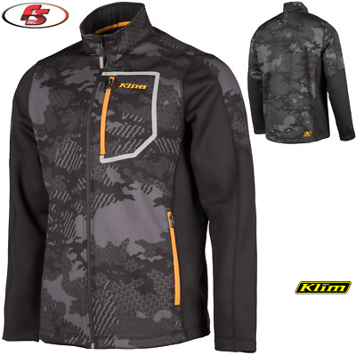 2019 Klim Inferno Jacket Camo Snowmobile Motorcycle Mid-layer fleece LG XL 2X 3X