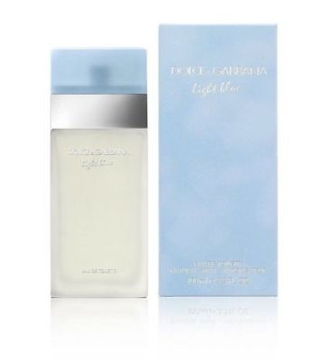 Dolce E Gabbana Light Blu Donna 100 ml Eau De Toilette