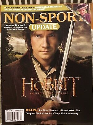 11 Issues Non-Sport Update Magazine Lot NO PROMOS