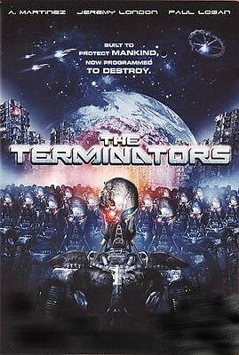 The Terminators DVD