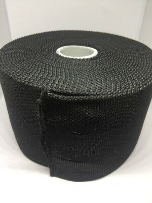 "25 FT Hose Sleeve, Nylon Hydraulic Hose Cover 2.09"" ID, NPS-209"
