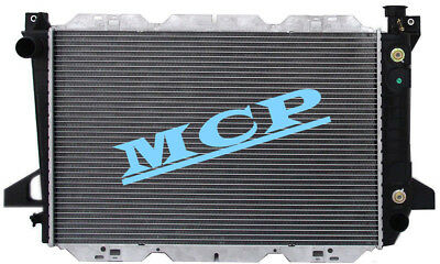RADIATOR FOR 1985-1996 Ford F-150//250//350 1987-1992 Ford Bronco 4.9L L6  91 1993