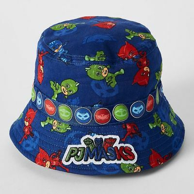 NEW PJ Masks Bucket Hat Kids