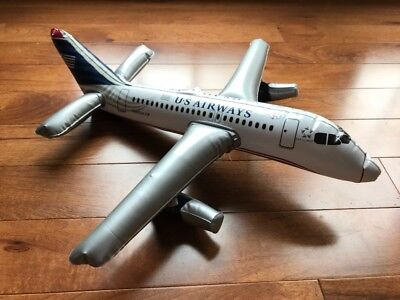 US Airways American Airlines Inflatable jet star alliance rare collectible NOS