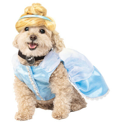Cinderella Disney Princess Pet Halloween Costume