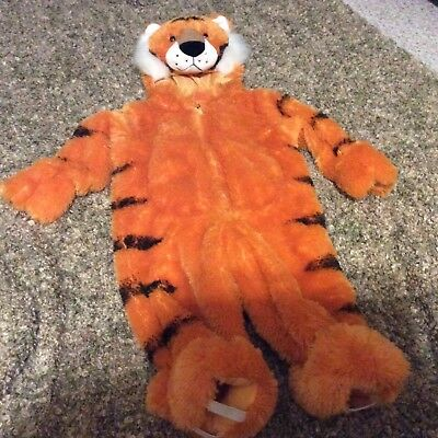 12 Month Olds Unisex Tiger Halloween Costume