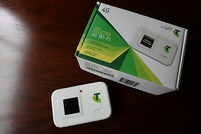Telstra 4G Mobile Pocket WiFi Modem
