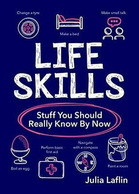 Life Skills by Julia Laflin New Paperback / softback Book