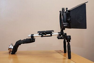 Sachtler Ace Shoulder Rig for DSLR and Small Camcorders - includes matte box etc