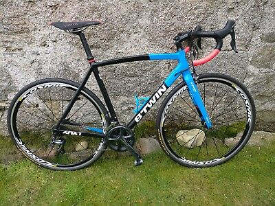 9328683f2f8 B'TWIN ULTRA AF 720 road bike, Medium Frame, Full Ultegra, Mavic ...
