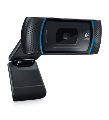 Logitech B910 HD Webcam - Neu & OVP