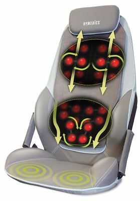 Homedics Cbs-1000 Max Shiatsu Massage Chair Back And Shoulder Massager