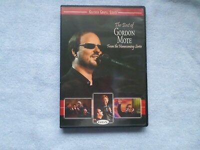 Gaither Gospel Series - The Best Of Gordon Mote From The Homecoming Friends (DVD