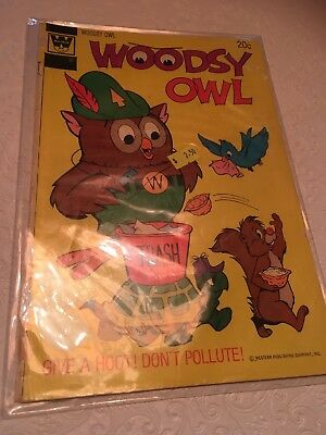 Woodsy Owl Comic Issue 1