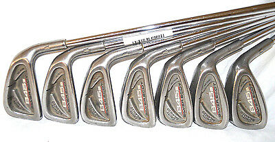 Tommy Armour 845s Silver Scot Irons (4-PW) Set Stiff Tour Step Steel Right Hand