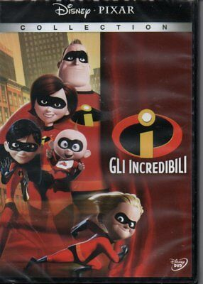 Gli Incredibili  Dvd Disney