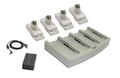Symbol UBC2000 Battery Charger Kit: 4-Slot for MC92N0-G, MC9190-G, MC9090-G