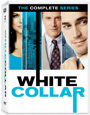 White Collar: The Complete Series [New DVD] Dolby, Subtitled, Widescreen