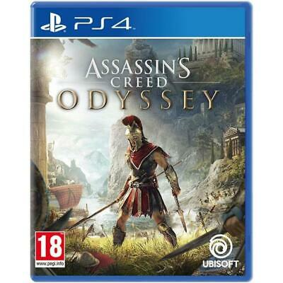 Assassin's Creed Odyssey PS4 PlayStation 4