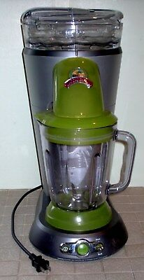 Jimmy Buffett Commercial Frozen Margarita Portable Blender Concoction Maker