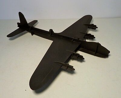 Wwii British Short Stirling Spotter Id Recognition Model Airplane Plane