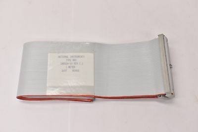 National Instruments 180524-10 Ribbon Cable Type NB1 REV C.1, 1 Meter