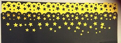 "Cartridge For Creative Memories Border Maker ""Star Party """