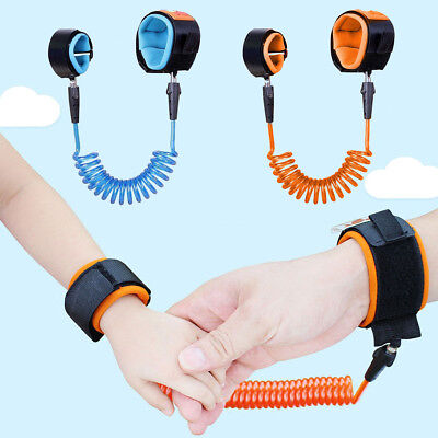 Pull rope Anti Lost for Baby Child Wrist Link Harness HandBelt Leash Walking