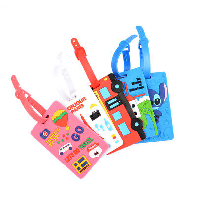 Luggage Tag Travel Accessories Suitcase ID Address Holder Baggage Boarding Tag