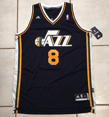 f74f0672df3 DERON WILLIAMS UTAH Jazz Vintage Retro NBA Green Jersey Adidas Men S ...