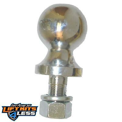 Rugged Ridge 11305.01 Hitch Ball ALL Non-Spec Vehicle ALL Base