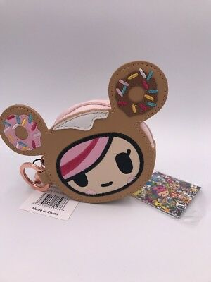 Tokidoki: Sweet Gift Collection Donutella Coin Purse (C1)